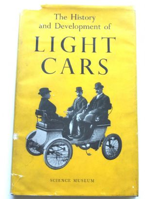History and Development of Light Cars : The    (Caunter 1957) Hardback